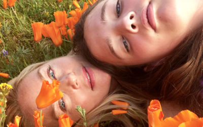 Elisabeth Röhm's Blog: Why I'm 'Tough' on My Daughter and Expect Her to Do School Work Alone